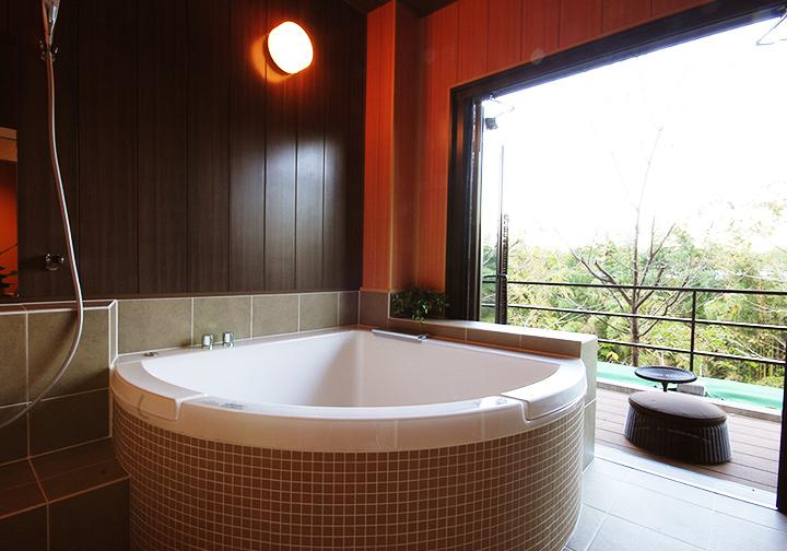 親族控え室(お風呂)